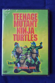 Teenage Mutant Ninja Turtles Movie New Sealed