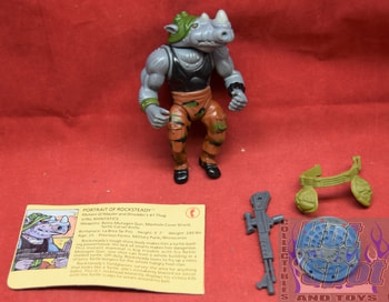 1988 Rocksteady Figure