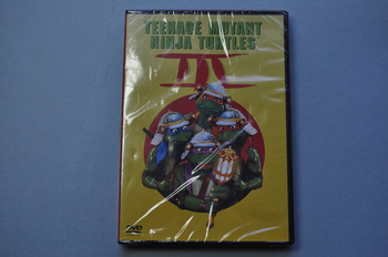 TMNT 3 Movie New Sealed