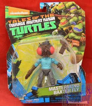 Mastermind Baxter Fly Figure Tales of the TMNT