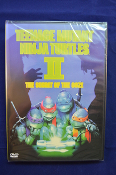 Teenage mutant Ninja turtles 2 The secret of the ooze