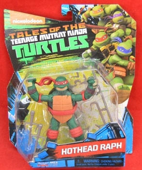 Hot Head Raph Tales of the Turtles