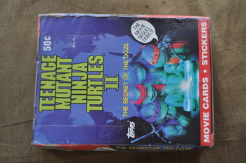 Teenage Mutant Ninja Turtles 2 Secret of the Ooze