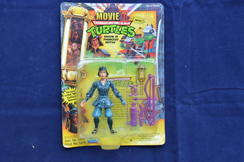 Princess Mitu Movie 3 MOC Unpunched