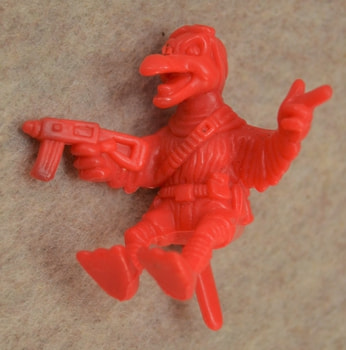 Midshipsman Mike Red Duck Figure 1991