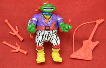 1991 Heavy Metal Raph Figure