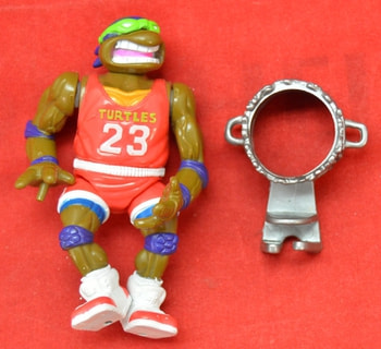 1991 Slam Dunkin Don figure