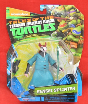 Sensei Splinter figure