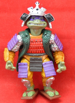 Samauri Donatello Movie 3 figure