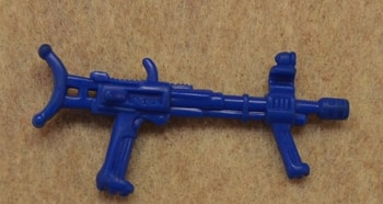 Ground Chuck Blue Gun 1991