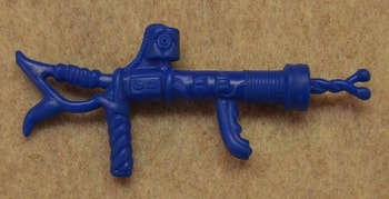 Ground Chuck Blue Gun #1 1991