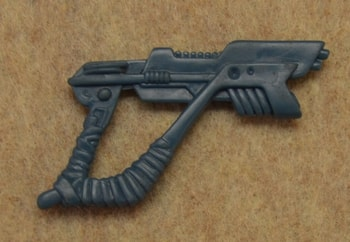General Traag Pistol 1989
