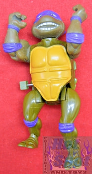 Sewer Swimming Donatello Action Figure