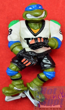 1991 Slap Shot Leo Action Figure