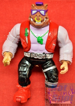 1992 Mutations Bebop Action Figure