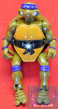 1992 Transforming Donatello Action Figure
