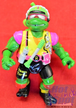 1992 Sewer Cyclin' Raphael Action Figure