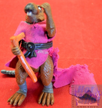 3645 1988 Splinter Hard Head Figure