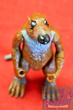 1988 Splinter Hard Head Figure