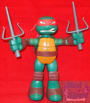 2014 Raphael with Swords