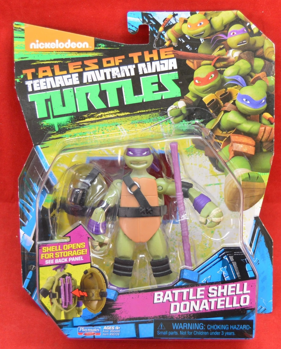 Hot Spot Collectibles And Toys Battle Shell Donatello Tales Of