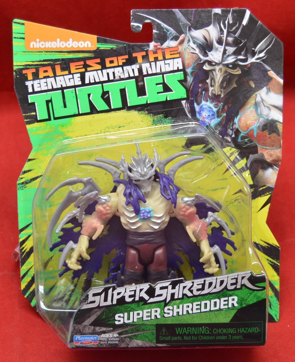 Hot Spot Collectibles And Toys Super Shredder Figure Tales Of