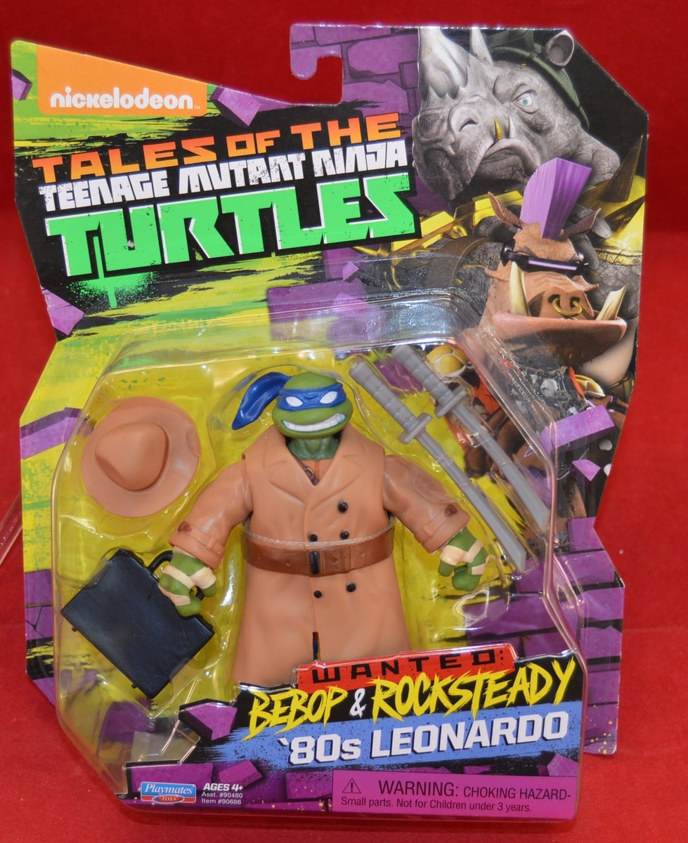 Hot Spot Collectibles And Toys 80s Leonardo Tales Of The Turtles