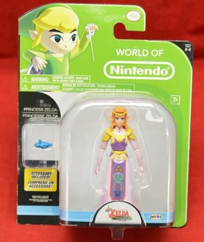 Princess Zelda Figure