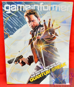 Game Informer #272 Quantum Break