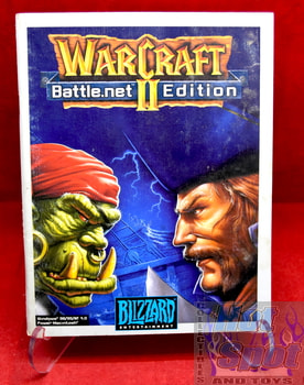 War Craft II Battle.net Edition Manual