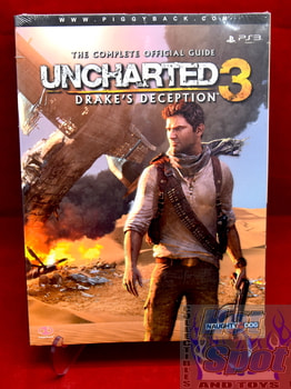 Uncharted 3: Drake's Deception Complete Official Guide
