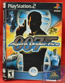007 Agent Under Fire SLIP COVER ONLY