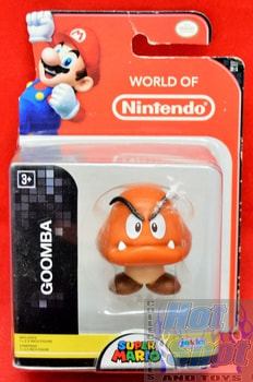 World of Nintendo Super Mario Goomba
