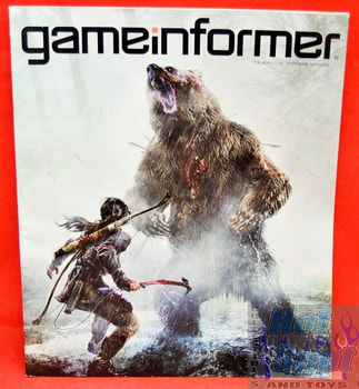 Game Informer #263 Rise of the Tomb Raider