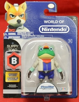 Slippy Toad Figure