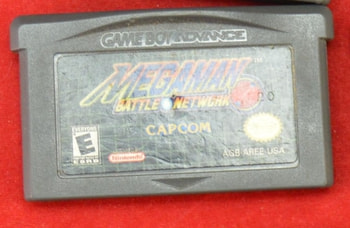 Megaman Battle Network Game