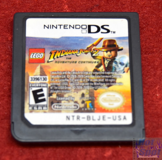 Lego Indiana Jones 2 The Revenge Continues Game ONLY
