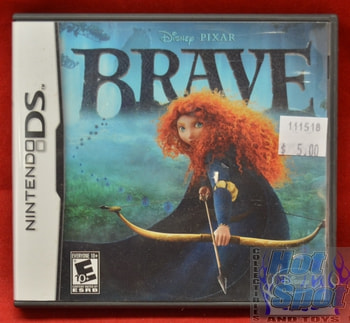 Brave Game Nintendo DS