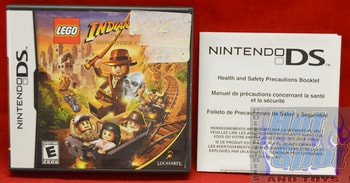Indiana Jones 2 The Adventure Continues CASE ONLY