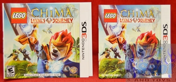 Chima Laval's Journey BOOKLET AND SLIP COVER ONLY