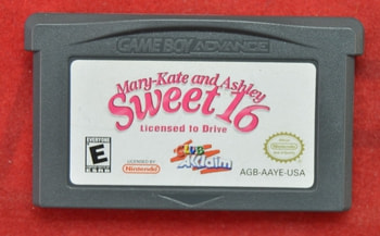 Mary-Kate and Ashley Sweet 16