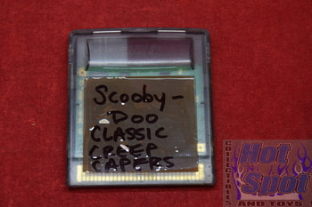 Scooby-Doo Classic Creeper Capers (No Label Cart Only)