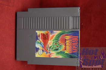 Dragon Warrior Cart Only