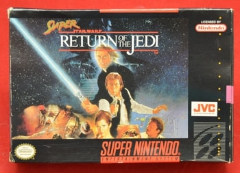 Super Star Wars Return of the Jedi Game