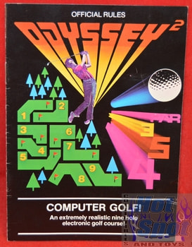 Computer Golf! Instructions