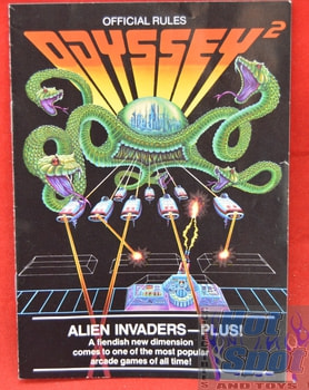 Alien Invaders - Puls! Instructions