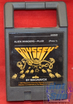 Alien Invaders - Plus! Game