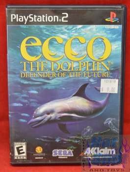 Ecco the Dolphin Defender of the Future