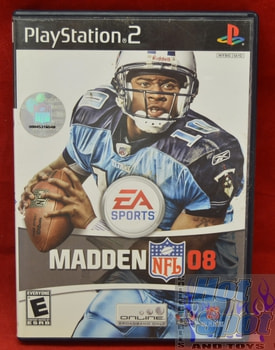Madden NFL 08 Game