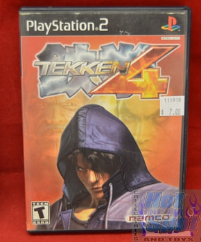 Tekken 4 Game